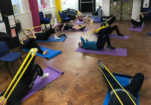 Fitness Classes - Buntingford, Bishop's Stortford, Cheshunt, Hertford, Royston