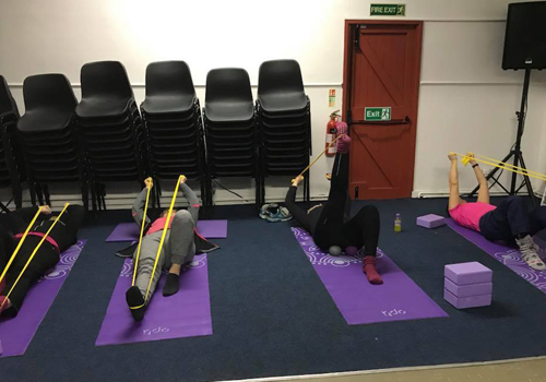 Pilates Classes in Bishop's Stortford