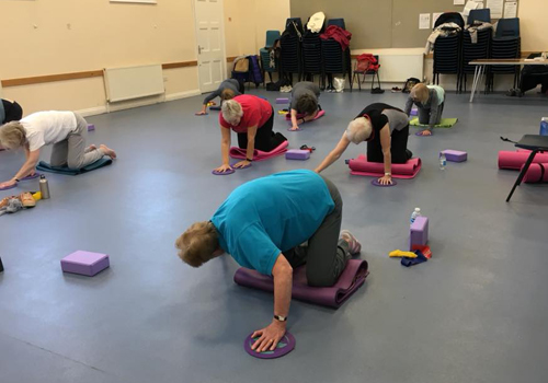 Fitness classes in Royston